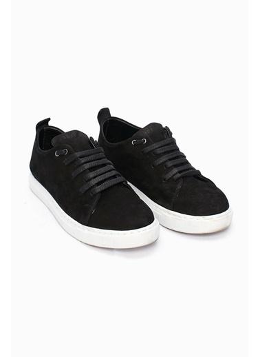 Nebbati Erkek Çocuk Siyah Ayakkabı Siyah